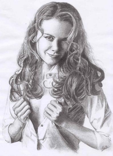 Nicole Kidman by hedwige